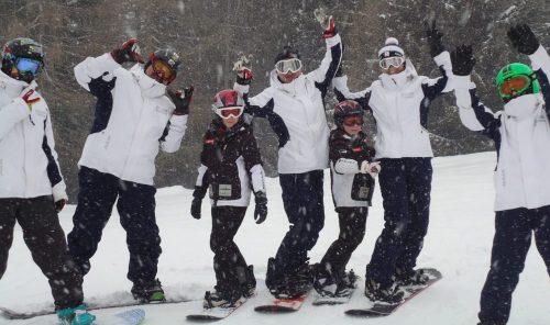 Gruppo snow 2013
